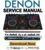 Thumbnail Denon MC2000 Service Manual & Repair Guide