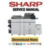Thumbnail Sharp MX-M654N M754N Service Manual and Repair Guide
