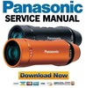 Thumbnail Panasonic HX A1 Active Cam Service Manual & Repair Guide
