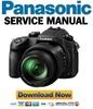 Thumbnail Panasonic Lumix DMC FZ1000 Service Manual & Repair Guide