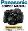 Thumbnail Panasonic Lumix DMC FZ330 Service Manual & Repair Guide