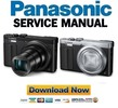 Thumbnail Panasonic Lumix DMC TZ70 TZ71 ZS50 Service Manual & Repair Guide
