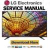 Thumbnail LG 55UF7600 Service Manual & Repair Guide