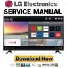 Thumbnail LG 60LF6100 Service Manual & Repair Guide