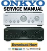 Thumbnail Onkyo A-9377 Service Manual and Repair Guide