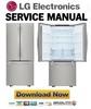 Thumbnail LG LFCS22520S LFNS22520S Service Manual & Repair Guide