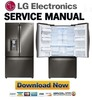 Thumbnail LG LFXC24726D Service Manual & Repair Guide