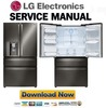 Thumbnail LG LMXC23746D Service Manual & Repair Guide