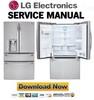 Thumbnail LG LMXS30786S Service Manual & Repair Guide