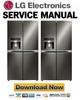 Thumbnail LG LPXS30866S Service Manual & Repair Guide