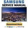 Thumbnail Samsugn UN55HU8700 UN55HU8700F UN55HU8700FXZA Service Manual and Repair Guide