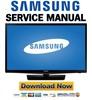 Thumbnail Samsung UN24H4000 UN24H4000AF UN24H4000AFXZA Service Manual