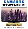 Thumbnail Samsung UN32H5203 UN32H5203AF UN32H5203AFXZA Service Manual and Repair Guide