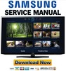 Thumbnail Samsung UN40H5203 UN40H5203AF UN40H5203AFXZ Service Manual and Repair Guide