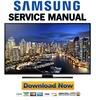 Thumbnail Samsung UN40HU6950 UN40HU6950F UN40HU6950FXZA Service Manual and Repair Guide
