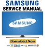 Thumbnail Samsung UN40J5500 UN40J5500AF UN40J5500AFXZA Service Manual and Repair Guide