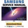 Thumbnail Samsung UN48JS9000 UN48JS9000F UN48JS9000FXZA Service Manual and Repair Guide