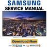 Thumbnail Samsung UN50HU8550 UN50HU8550F UN50HU8550FXZA Service Manual and Repair Guide