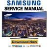 Thumbnail Samsung UN55HU7200 UN55HU7200F UN55HU7200FXZA Service Manual