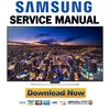 Thumbnail Samsung UN55HU8500 UN55HU8500F UN55HU8500FXZA Service Manual and Repair Guide