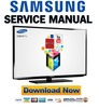 Thumbnail Samsung UN58H5203 UN58H5203AH UN58H5203AHXPA Service Manual and Repair Guide