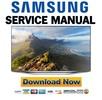 Thumbnail Samsung UN60H7100 UN60H7100AF UN60H7100AFXZA Service Manual and Repair Guide
