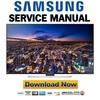 Thumbnail Samsung UN60HU8500 UN60HU8500F UN60HU8500FXZA Service Manual and Repair Guide