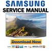 Thumbnail Samsung UN65H7100 UN65H7100AF UN65H7100AFXZA Service Manual and Repair Guide