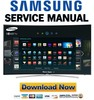 Thumbnail Samsung UN65H8000 UN65H8000AF UN65H8000AFXZA Service Manual and Repair Guide