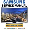 Thumbnail Samsung UN65HU7250 UN65HU7250F UN65HU7250FXZA Service Manual and Repair Guide