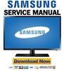 Thumbnail Samsung UN29F4000 UN29F4000AF UN29F4000AFXZA Service Manual