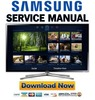 Thumbnail Samsung UN40F6350 UN40F6350AF UN40F6350AFXZA Service Manual