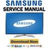 Thumbnail Samsung UN40F6400 UN40F6400AF UN40F6400AFXZA Service Manual