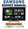 Thumbnail Samsung UN46F5500 UN46F5500AF UN46F5500AFXZA Service Manual