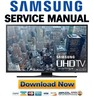 Thumbnail Samsung UN50JU6500 UN50JU6500F UN50JU6500FXZA Service Manual