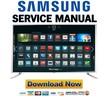Thumbnail Samsung UN55F6800 UN55F6800AF UN55F6800AFXZA Service Manual