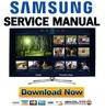 Thumbnail Samsung UN55F7050 UN55F7050AF UN55F7050AFXZA Service Manual