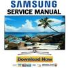 Thumbnail Samsung UN55F7100 UN55F7100AF UN55F7100AFXZA Service Manual