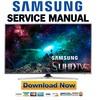 Thumbnail Samsung UN55JS7000 UN55JS7000F UN55JS7000FXZA Service Manual