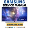 Thumbnail Samsung UN55JS8500 UN55JS8500F UN55JS8500FXZA Service Manual