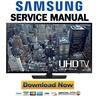 Thumbnail Samsung UN55JU6400 UN55JU6400F UN55JU6400FXZA Service Manual