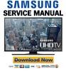 Thumbnail Samsung UN55JU6500 UN55JU6500F UN55JU6500FXZA Service Manual