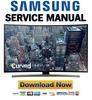 Thumbnail Samsung UN55JU6700 UN55JU6700F UN55JU6700FXZA Service Manual