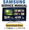 Thumbnail Samsung UN65F6300 UN65F6300AF UN65F6300AFXZA Service Manual