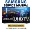 Thumbnail Samsung UN65F9000 UN65F9000AF UN65F9000AFXZA Service Manual