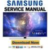 Thumbnail Samsung UN65JS8500 UN65JS8500F UN65JS8500FXZA Service Manual