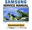 Thumbnail Samsung UN75F6400 UN75F6400CF UN75F6400CFXZA Service Manual