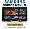 Thumbnail Samsung UN75F8000 UN75F8000AF UN75F8000AFXZA Service Manual