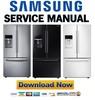 Thumbnail Samsung RF23HCEDTSR RF23HCEDBSR RF23HCEDBBC RF23HCEDBWW Service Manual