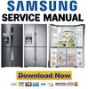 Thumbnail Samsung RF23J9011SG RF23J9011SR RF23J9018SR Service Manual